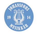 Johansfors Musikkårs emblem